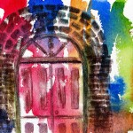 Matthews_Painted Archway